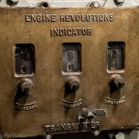 USS Yorktown (CV-10) - Engine Room Dials