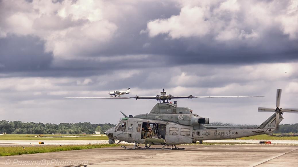US Marine Helicoptor