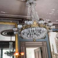 Aiken-Rhett House: Looking Up