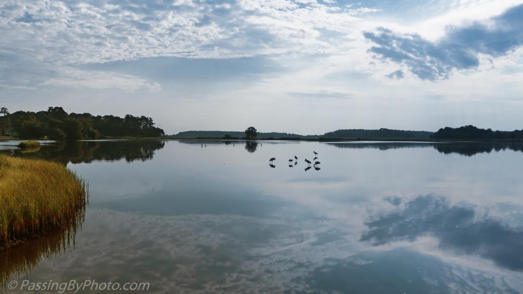 Mary's Pond and Big Sky