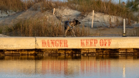 Danger Keep Off