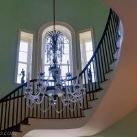 Joseph Manigault House: Chandelier