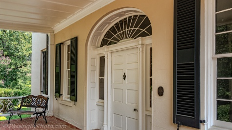 Front Porch, Rose Hill Plantation