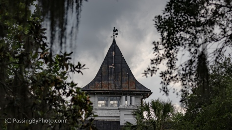 Magnolia Plantation House Weather Vane