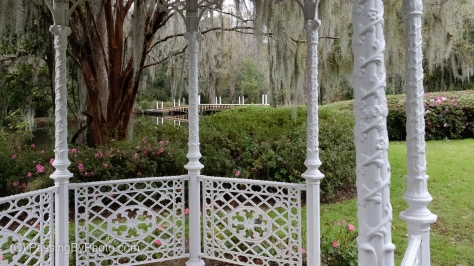 Long White Bridge, From Gazebo